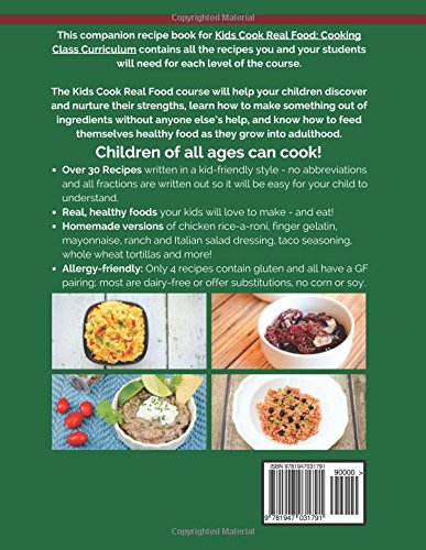 Amazon recipes for kids cook real food 9781947031791 katie amazon recipes for kids cook real food 9781947031791 katie kimball books forumfinder Image collections