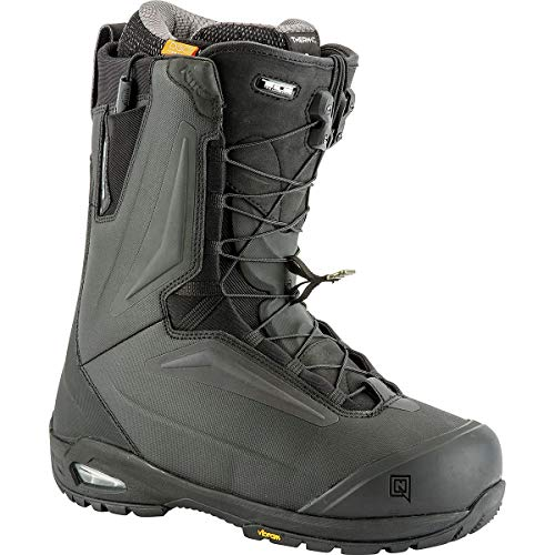 Nitro Capital TLS Snowboard Boot - Men's Black, 10.0