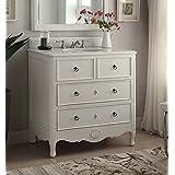 antique bathroom vanities. 34  Cottage look Daleville Bathroom Sink vanity HF081AW Antique White Amazon com Vanities