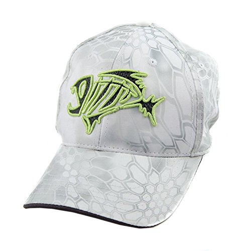 G. Loomis Kryptek Yeti Cap, White (Fish Men Hats)