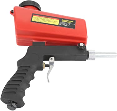 Pistola Chorreadora de Arena Neum/ática 1 Litro