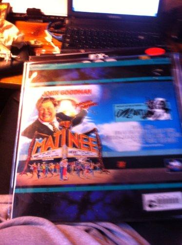 Laserdisc MATINEE (LASERDISC MOVIE) Letterbox Edition