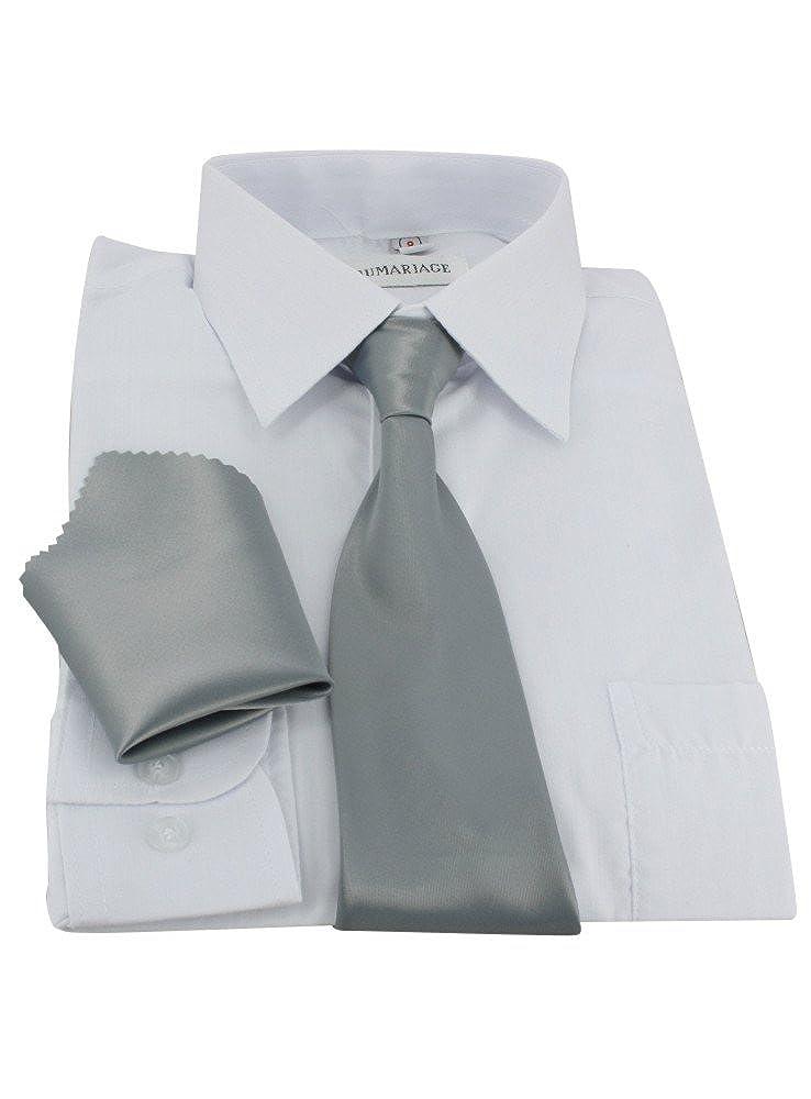 Boutique-Magique - Corbata para niño con pañuelo a juego, varios ...