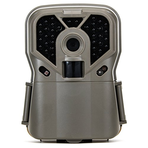 The Exodus Trek Trail Camera | .7 Second Trigger Speed | Black Flash Game Camera Photos | 5 Year NO BS Warranty