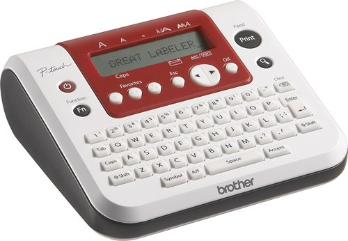 Brother PT-1280SR P-touch Electronic Labeling ()