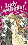 Lady and Butler, tome 19 par Izawa