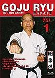 5 DVD Set Goju Ryu Karate kata, traditional training ++ Teruo Chinen