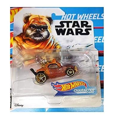 Hot Wheels Star Wars Wicket Vehicle