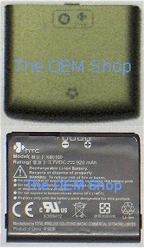 OEM T-Mobile SHADOW HTC Battery Kii0160 t mobile - Shadow T-mobile Htc Oem