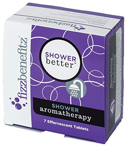 Fizzbenefitz Aromatherapy Shower Bombs