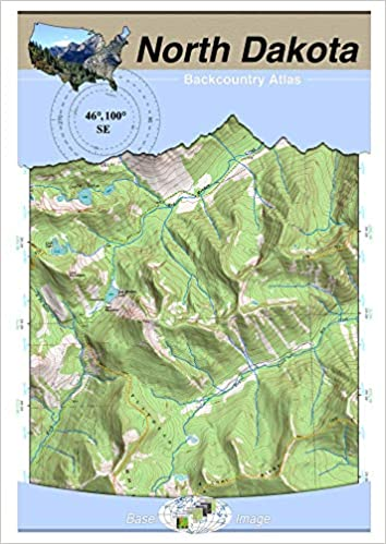 46°100° SE - Linton, North Dakota Backcountry Atlas (Topo ... on map of us states, map of ohio, map of louisiana, map of oregon, map of nd, map of usa states, map of texas, map of montana, map of nevada, map of united states, map of colorado, map of arizona, map of new mexico, map of wyoming, map of sc, map of north carolina, map of california, map of washington state, map of bottineau county, map of minnesota,