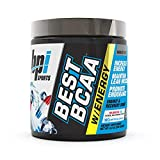 BPI Sports Best BCAA with Energy - Healthy BCAA Powder - Improved Performance - Lean Muscle Building -...