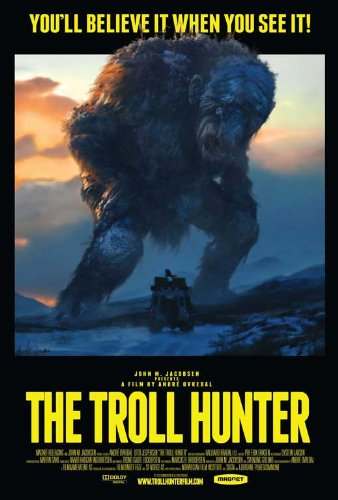 The Troll Hunter 11 x 17 Movie Poster - Style A ()