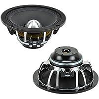 Audio Legion MG8 Car Audio Midbass 8 Midrange 300W Peak Stereo Speaker Pair