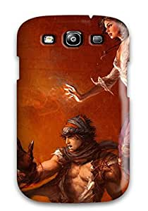 High Grade ThomasSFletcher Flexible Tpu Case For Galaxy S3 - Prince Of Persia Video Game Other