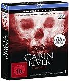 Cabin Fever 1-3 - Komplettbox mit allen 3 Teilen (3 Blu-rays)