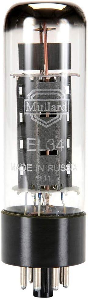 Mullard Reissue EL34 Power Vacuum Tube, Single