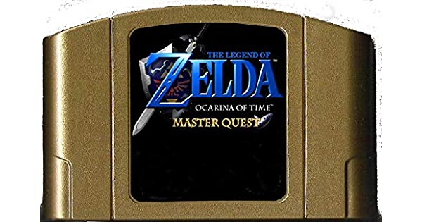 what is master quest for ocarina of time