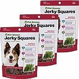 Pet Greens Jerky Dog Treats Savory Beef 3PACK (12 oz) Review