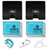 Isavera Thigh Fat Freezing System - Thigh Trimmers - Legs Toner & Shaper for Women & Men - Thigh Gap...