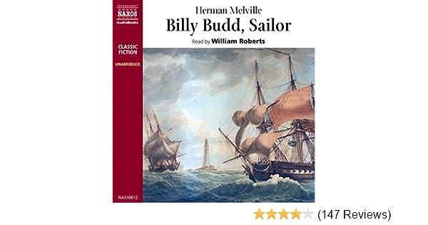 billy budd author