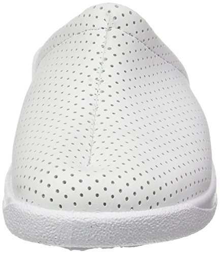 Rondinaud Sharon-a00626-1 - Zuecos Mujer Blanc (Blanc)