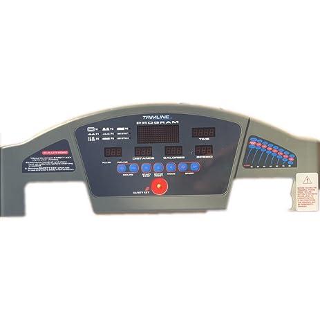amazon com schwinn 804 814 trimline t315 treadmill upper display rh amazon com Trimline Treadmill 7600 Manual Trimline Treadmill Repair