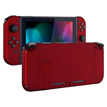 Amazon.com: eXtremeRate - Placa trasera para Nintendo Switch ...