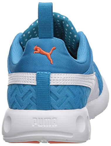 outlet wide range of really sale online Puma Men's Carson Runner PWR Cool Lace-up Fashion Sneaker Hawaiian Ocean/White kwyKF0SdVV