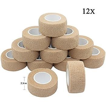 Amazon Com Medca Self Adherent Cohesive Wrap Bandages 1