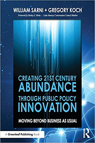 Creating 21st century abundance through public policy innovation creating 21st century abundance through public policy innovation moving beyond business as usual 1st edition fandeluxe Gallery