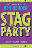 Stag Party (Blanco County Mysteries) (Volume 8)