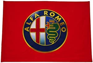 NEOPlex Alfa Romeo Flag