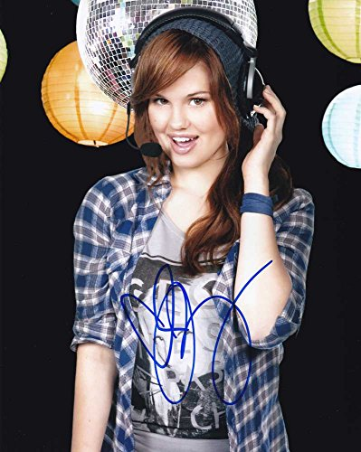 Debby Ryan In-person Autographed Photo from Sign Here Autographs