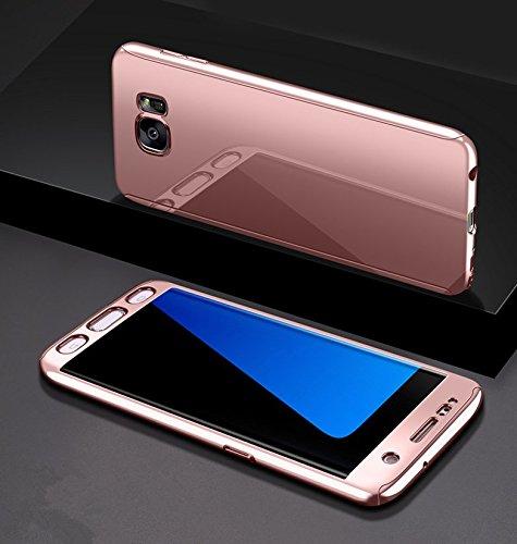 Choc Or Samsung Case Housse 1 Intgrale pour Ultra 2 Protection Rose Galaxy Placage S9 Miroir Telephone Etanche en 360 Etui S9 Anti PC Mince Anti Rayures Plus Coque Galaxy HqwFRdff