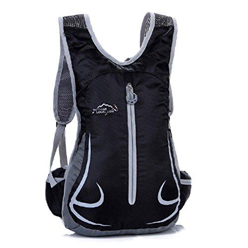 Mochila ciclismo/mochila ocasional masculina/ciclismo de paquete/bolsa de deporte/Mochila ultraligera/morral al aire libre-G I