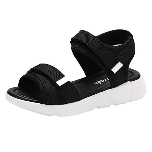 Amazon.com  LNGRY Baby Sandals 22d9979452a5