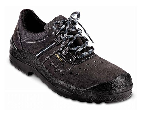 KINGS 96612 chaussures de sécurité chaussures de travail plates OTTER basses S1, schuhgrößen (neu):42