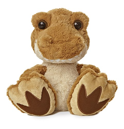 Aurora World Taddle Toes Roaree T-Rex Plush]()