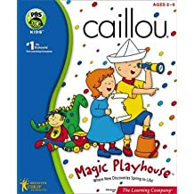 Caillou - Magic Playhouse