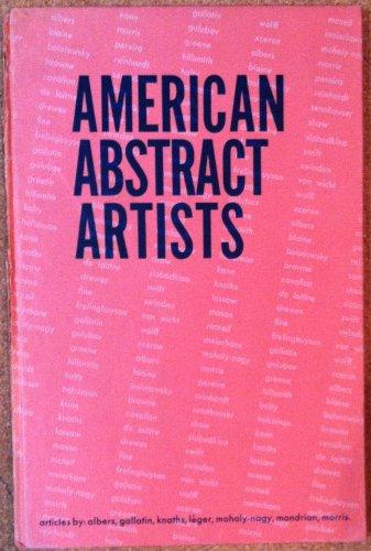 American Abstract Artists (American Abstract Artist)