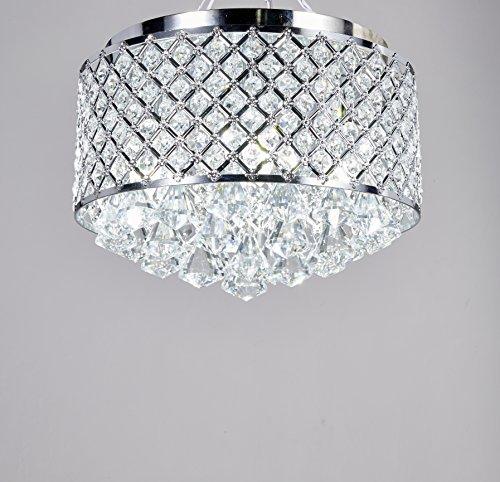 Crystal Chandelier Pendant Light - 8