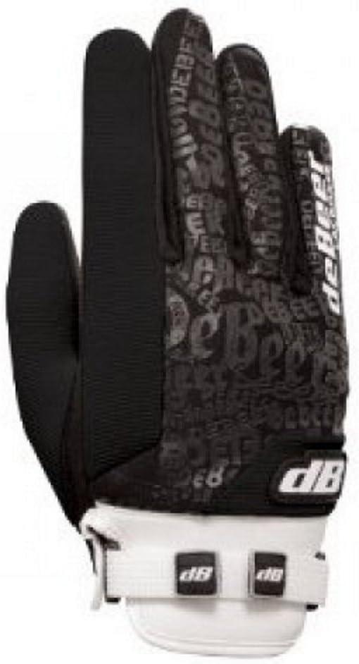 Debeer Lacrosse Fierce Glove : Lacrosse Player Gloves : Sports & Outdoors