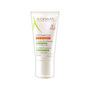 Aderma Exomega Control Emollient Cream Anti-Scratching 50ml  Amazon ... 4f3ff44f13f