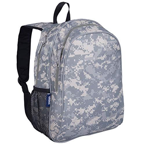 - Wildkin 15 Inch Backpack, Digital Camo