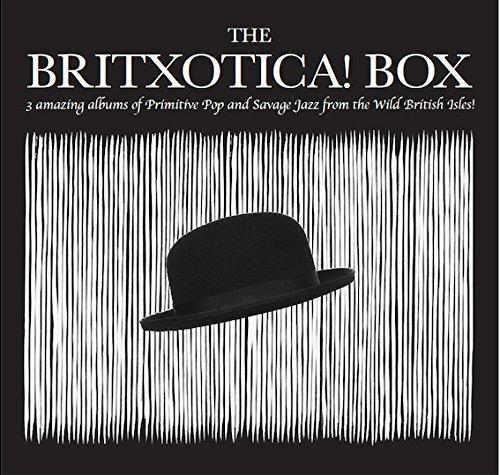 VA - The Britxotica! Box (2017) [FLAC] Download