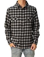 Field & Stream Men's Long-Sleeve Button Down Flannel Shirt