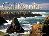 California 2018 Calendar: At the Edge of the Sea