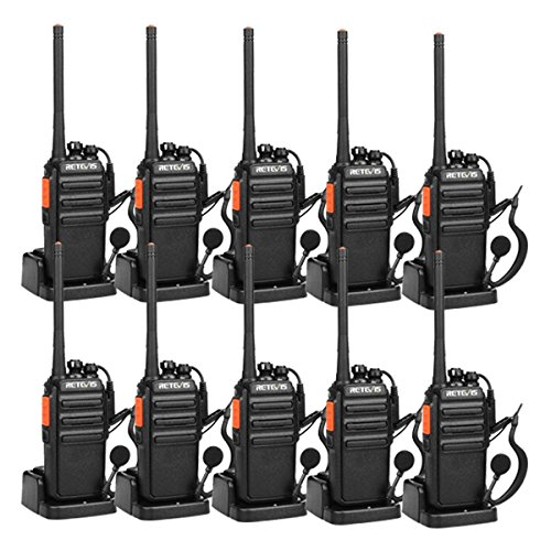Retevis H-777S Two-Way Radios Long Range Rechargeable