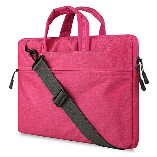 GADIEMENSS Water resistant Shoulder Briefcase Portable
